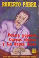 Poesía popular, cuecas choras y La Negra Ester
