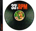 33 1/3 RPM. Historia gráfica de 99 carátulas 1968-1973