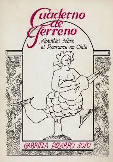 Cuaderno de terreno. Apuntes sobre el romance en Chile