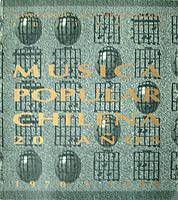 Música popular chilena. 20 años. 1970-1990