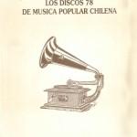 Los discos 78 de música popular chilena