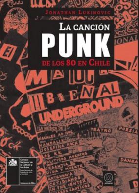 La canción punk de los 80 en Chile