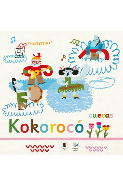 Colección Kokorocó, cuecas y valses