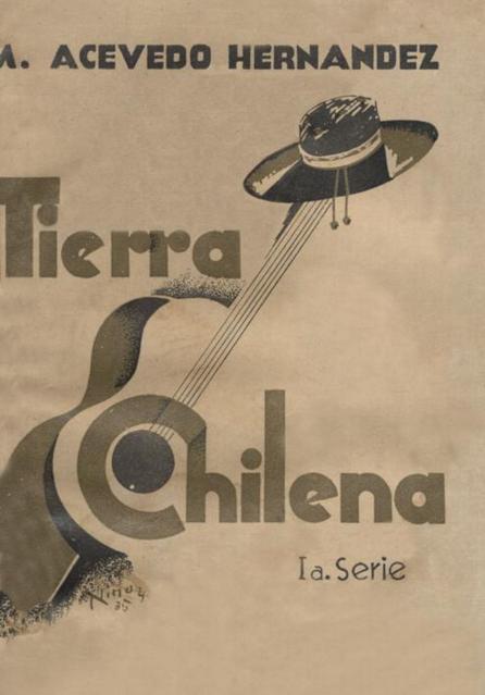 El libro de la tierra chilena