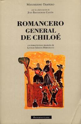 Romancero general de Chiloé