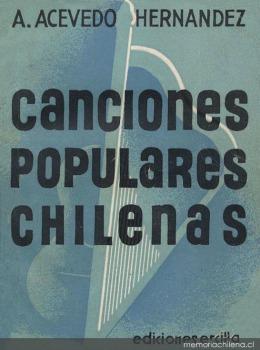 Canciones populares chilenas