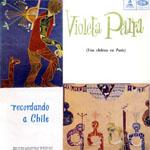 Recordando a Chile (Una chilena en París)