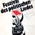 Rote Lieder. 3 Festival des politischen Liedes