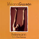 Telemann, flute fantasies
