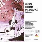 Música chilena del siglo XX, volumen I