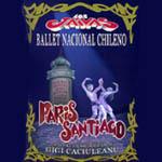 París-Santiago DVD