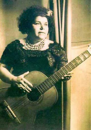 Elena Montoya – La Criollita
