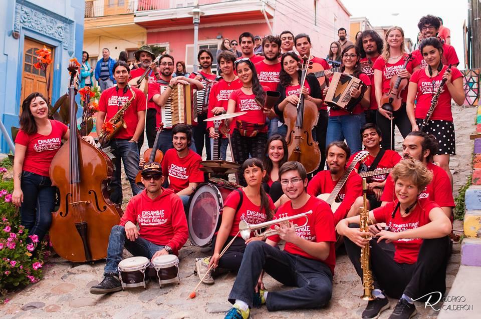 Ensamble Transatlántico del Folk Chileno