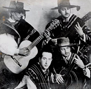 Los Cuatro Huasos