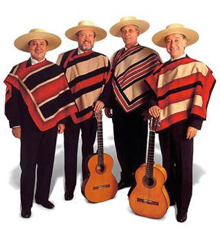 Los Huasos de Algarrobal
