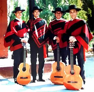 Los Huasos Hidalgos
