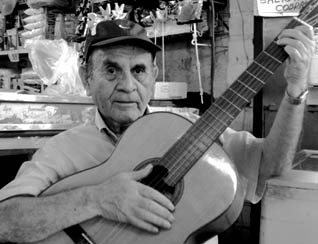 Óscar Parra – Canarito