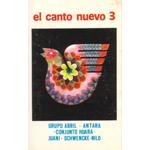 Canto Nuevo. Vol. 3