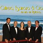 Cultrera, Espinoza y compañía en vivo en Reñaca