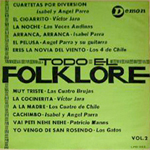 Todo el folklore Vol. 2