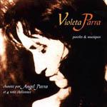 Violeta Parra, texto y música (paroles & musiques)