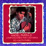Composiciones para guitarra de Violeta Parra