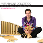 Vibraphone concertos