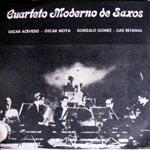 Cuarteto Moderno de Saxos