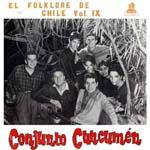 El folklore de Chile Vol. IX. Geografía musical de Chile