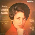 Canta Ginette Acevedo. La voz más hermosa de Chile