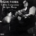 Hilda Parra canta canciones de los Parra