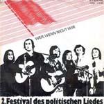 2 Festival des politischen liedes