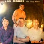 Los Moros con Jorge Yáñez