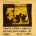 Chants populaires et revolutionnaires du Chili EP