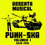 Absenta musical, vol. 1: punk-ska