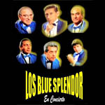 Los Blue Splendor en concierto