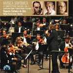 Música sinfónica de compositores chilenos, vol. 1