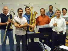 Alhué Jazz Band