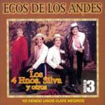 Ecos de los Andes volumen 3. Yo vendo unos ojos negros