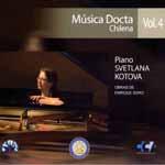 Música docta chilena, vol. 4. Enrique Soro