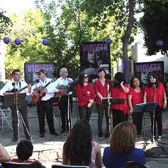 50 años sin Violeta Parra