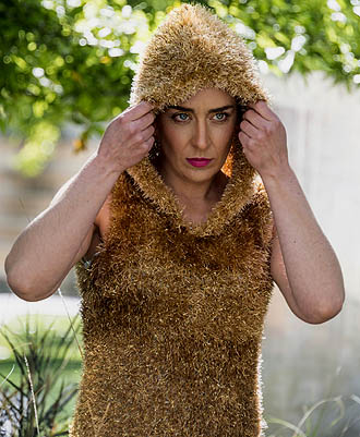 María Perlita lanza video