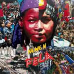 Newen plays Fela EP
