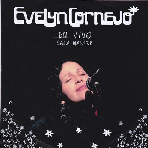 Evelyn Cornejo en vivo. Sala Master