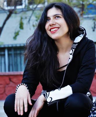 El debut de Daniela Medel