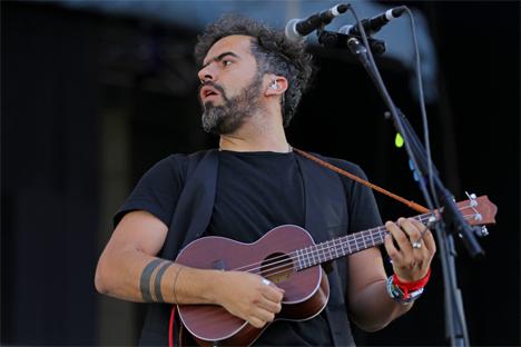 Fernando Milagros cantará en territorio chileno antártico