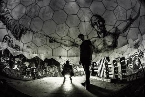 Desde Alemania los músicos Marcos Meza y Paulo Sapiaín presentan su nuevo trabajo
