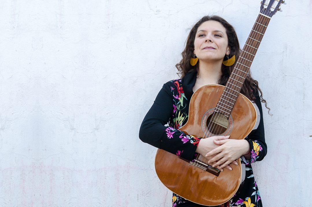 Andrea Andreu, raíz que se eleva