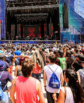 Una nueva etapa anuncia La Cumbre del Rock Chileno+