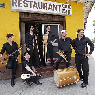 Música andina: Huari lanza su primer disco